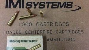 .223 Remington Ammo